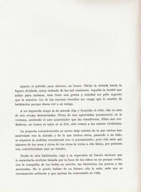 1er Texto. 1979