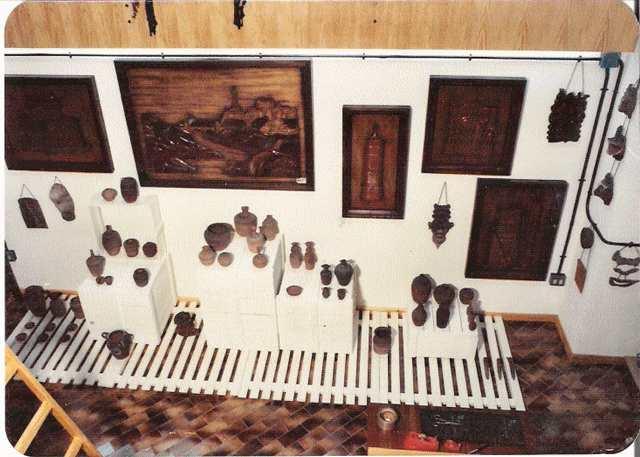 Fotos de la exposición.