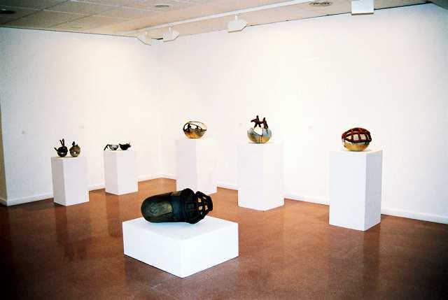 Exposición en Avilés.