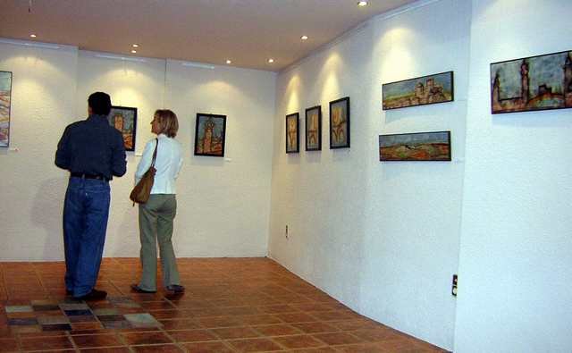 Exposición en Artemark