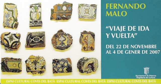 VIAJE DE IDA Y VUELTA. Exposición en Paterna.