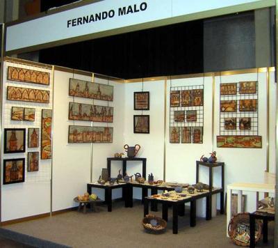 XXIII feria de artesanía aragonesa