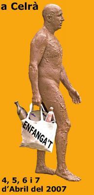 """""""Enfangat"""" en Gerona. Encuentro de ceramistas."""