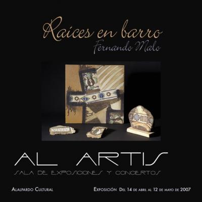 Exposición en Alalpardo.