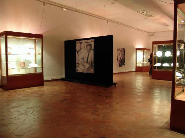 Jean Cocteau en la cerámica. Cerco 07