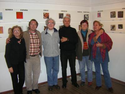 ACTA DEL JURADO III BIENAL INTERNACIONAL DEL MOSAICO CONTEMPORANEO 2007