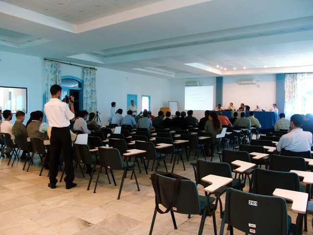 Taller-Seminario de Cerámica. Tipaza (2)