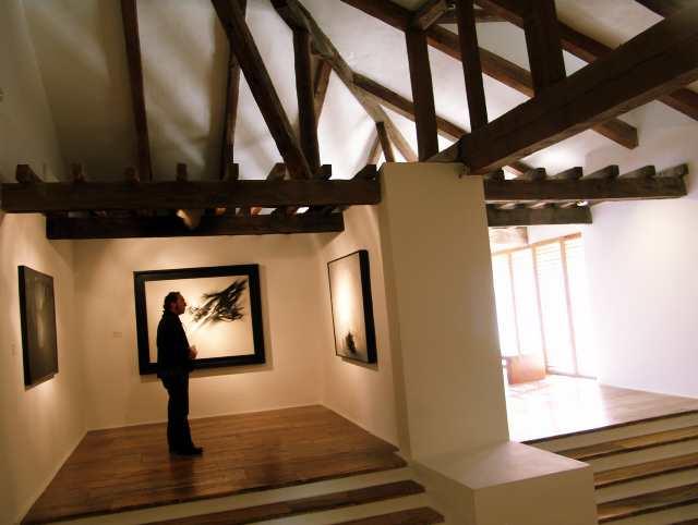 Museo de Arte abstracto español.