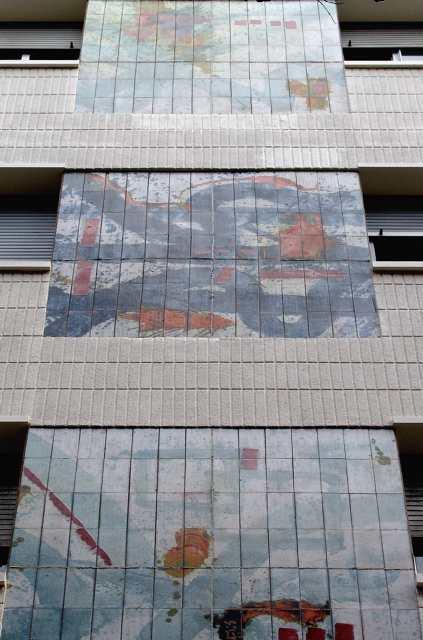 Murales de Galdeano.