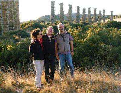 Ruta Romana en la provincia de Zaragoza.