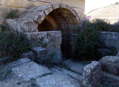 Yacimiento romano de Los Bañales. ss. I a.C – V d.C.