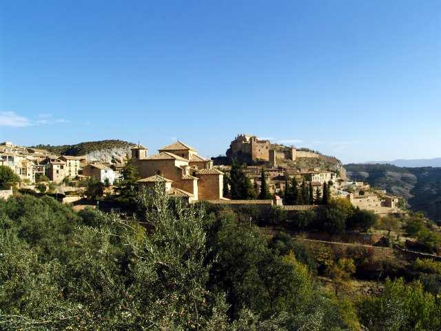 Alquézar (Huesca).