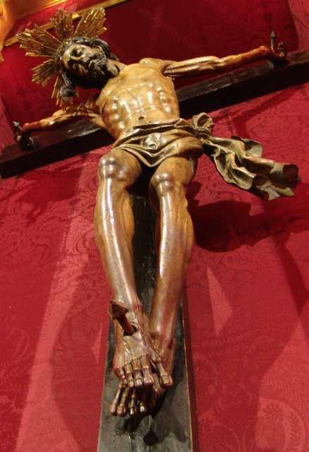 El Cristo de Calatorao.
