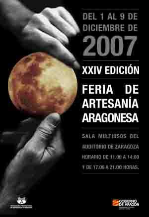 XXIV Feria de Artesanía Aragonesa.