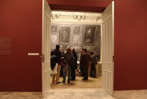La memoria de Goya.