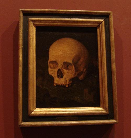La calavera de Goya.