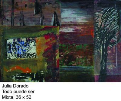 XIII Exposición de Arte Colectiva de ASPANOA.