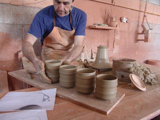 Reproducciones S.XI museo Albarracín 1.
