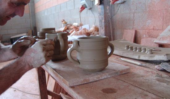 Reproducciones S.XI museo Albarracín 2.