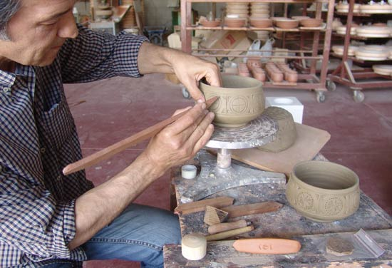 Reproducciones S.XI museo Albarracín 3.