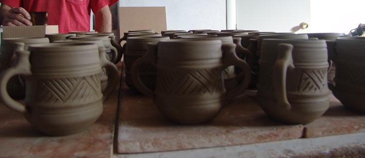 Reproducciones S.XI museo Albarracín 5.