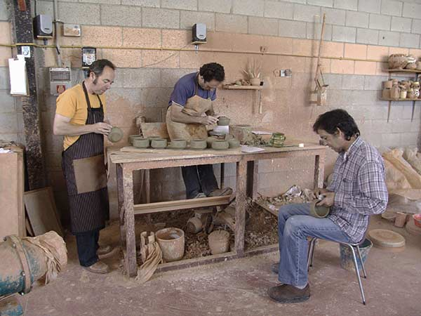 Reproducciones S.XI museo Albarracín 6.