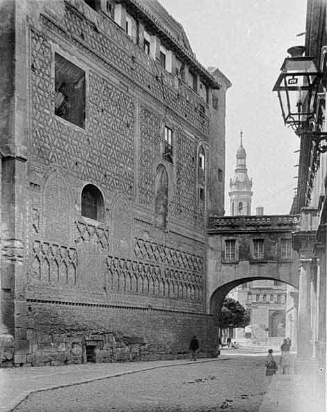 Parroquieta de La Seo, hace 100 años?