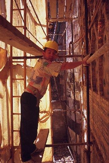 Parroquieta de San Miguel 1991.