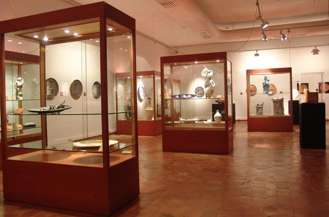 cerámica de artistas.