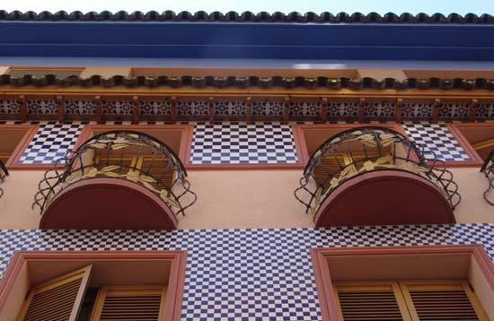 Turismo y cerámica en Zaragoza. (6)