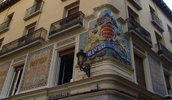 Turismo y cerámica en Zaragoza. (4)
