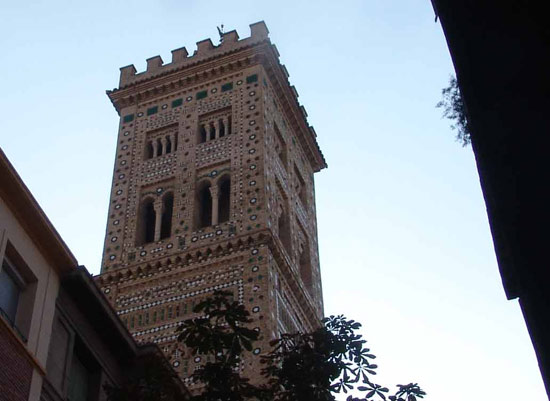 Turismo y cerámica en Zaragoza. (7)