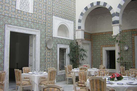 Túnez 10. Dar El Kheirat.