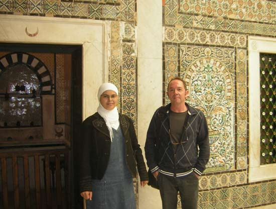 Túnez 12. Amina.