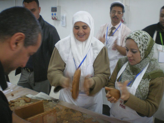 Formación AYADI en Biskra (Argelia).