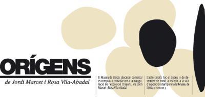 Jordi Marcet y Rosa Vila-Abadal. Origens.