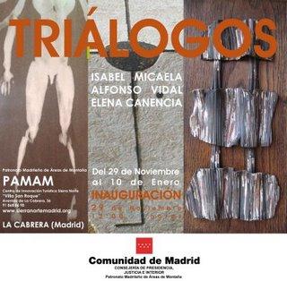 Triálogos.