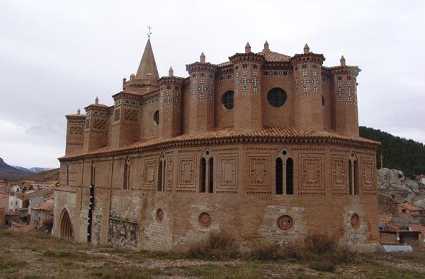 Montalbán. Iglesia de Santiago.