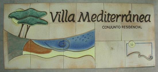 Villa Mediterránea.