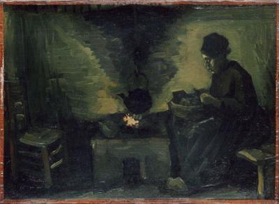 También un Van Gogh.