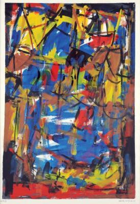 XIV Exposición colectiva de pintura. ASPANOA 2009