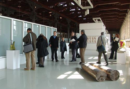 Jornada de cicerone para la delegación tunecina de la ONA .