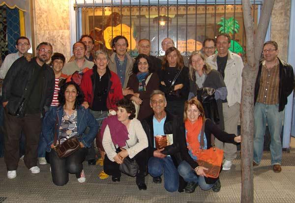 CERCO 2009. En imágenes y comentarios.(8)