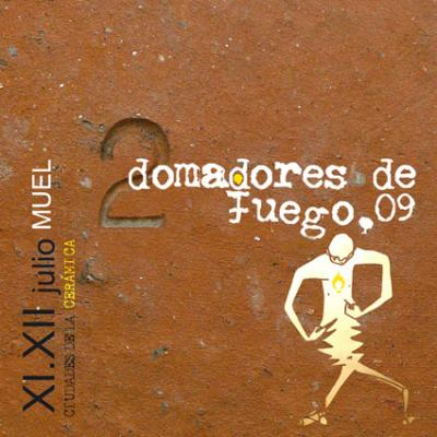 Domadores de Fuego 2009.