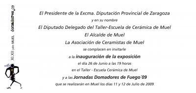 Exposición de Domadores'09