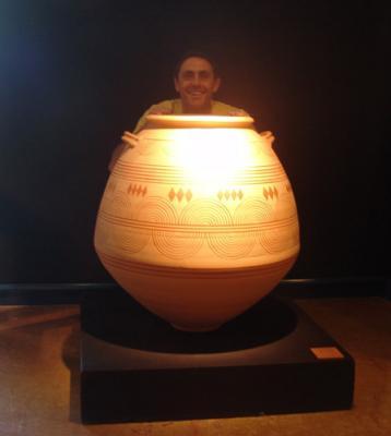 Exposición Domadores 2009. Muel.