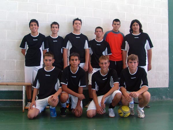 Fútbol Sala.