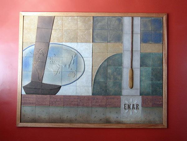 Mural ENARCO.