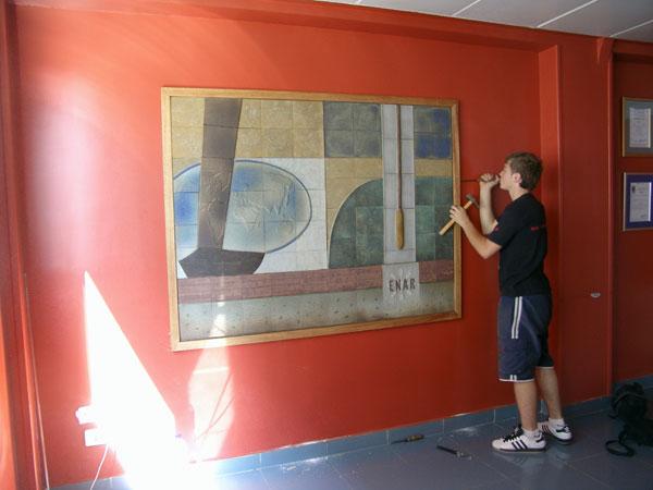 Mural ENARCO 2002-2009
