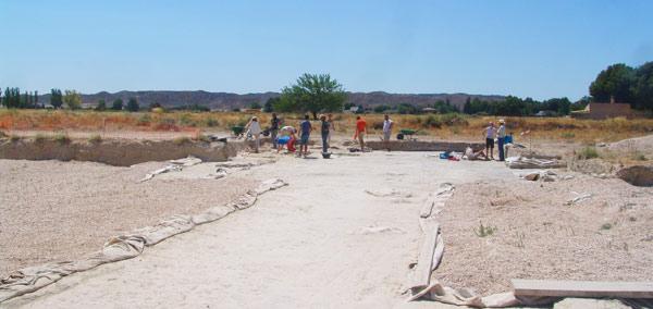 La Cabañeta en El Burgo de Ebro.